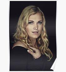 Póster Eliza Taylor - Clarke Griffin - Cartel