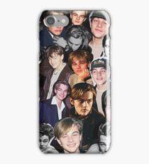 Leonardo Dicaprio Collage iPhone Case/Skin