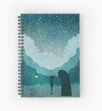 Spirited Journey 2 Spiral Notebook