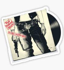 The Rebel Scum Sticky Tunes Sticker