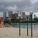 Fabulous Streets -Beach Brisbane by Ellanita
