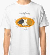 Guinea Pig Anatomy Classic T-Shirt