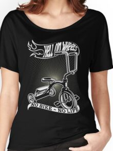 NO BIKE NO LIFE Women's Relaxed Fit T-Shirt