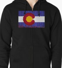 aspen tree Colorado flag T-Shirt