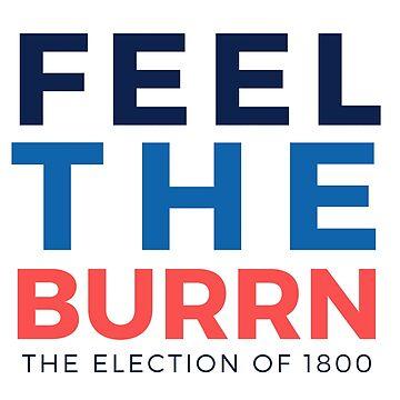 Feel the Burrn - Bernie Sanders Hamilton Parody 2 by berryghost