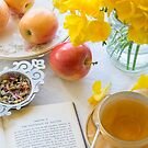 Tea and Philosophy by Colleen Farrell
