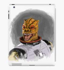 Bossk The Bounty Hunter iPad Case/Skin