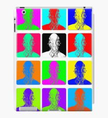 Doctor Who - Andy Warhol (Ood) iPad Case/Skin