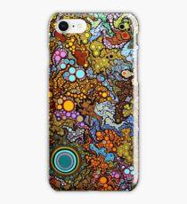 organics of imagination  iPhone Case/Skin