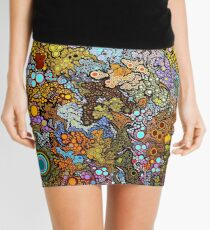 organics of imagination  Mini Skirt