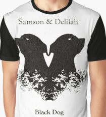 THE BLACK DOGS Graphic T-Shirt