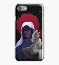 Silence of the Lambs iPhone Case/Skin