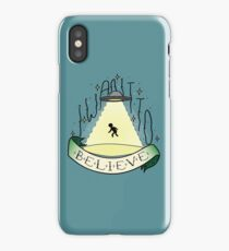 Believe iPhone Case/Skin