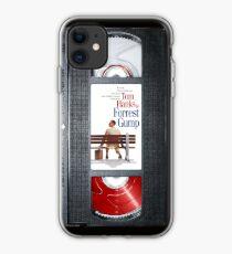 Forrest Gump vhs case iPhone Case