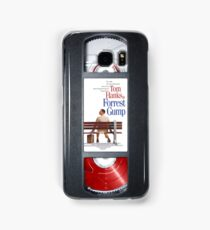 Forrest Gump vhs case Samsung Galaxy Case/Skin