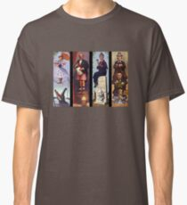 Haunted mansion all character Classic T-Shirt