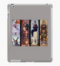 Haunted mansion all character iPad Case/Skin