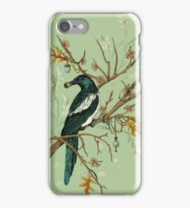Magpie Birds iPhone Case/Skin