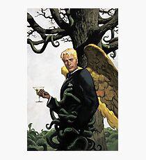 Lucifer comics Photographic Print