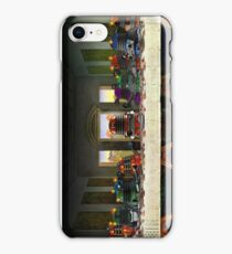 Last Supper of the Daleks iPhone Case/Skin
