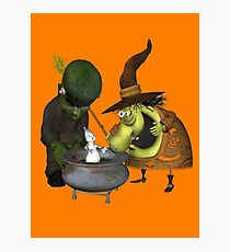 What`s in the Pot Photographic Print