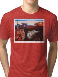Salvador Dalek Tri-blend T-Shirt