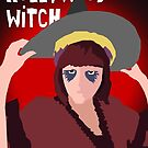 The Hollywood Witch Feature Film Official Poster by jerasky