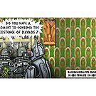 The Dalek Witness by ToneCartoons