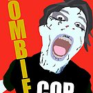 Zombie Cop Feature Film Official Poster by jerasky