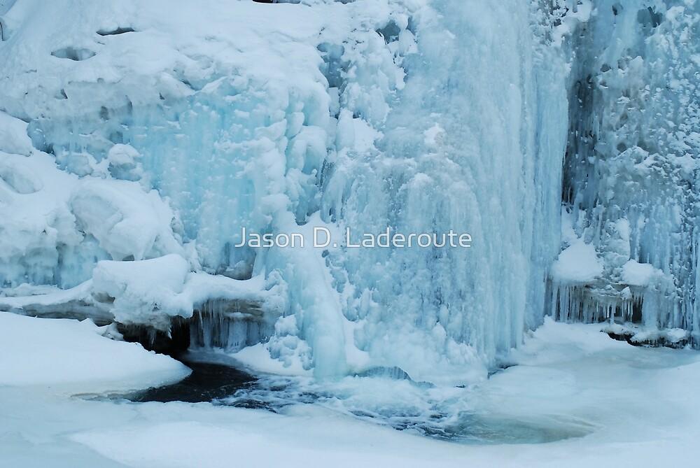 Falling Frozen by Jason D. Laderoute