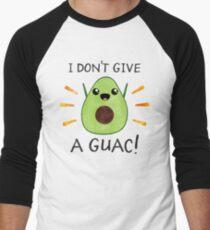 I don't give a guac! Men's Baseball ¾ T-Shirt