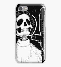 Leia (Stack's Skull Sunday) iPhone Case/Skin