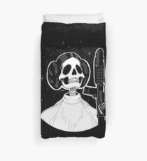 Leia (Stack's Skull Sunday) Duvet Cover