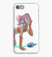 Space Channel 5 - Ulala Tribute iPhone Case/Skin