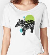 Little tapir Women's Relaxed Fit T-Shirt