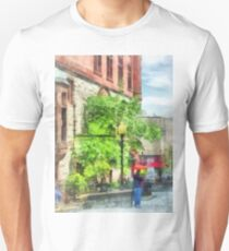 Albany, NY - North Pearl Street Unisex T-Shirt