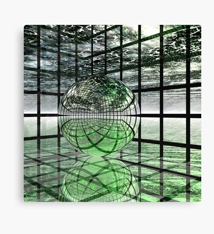 For The Sake of Appearance // The Jailed Orb Canvas Print