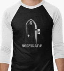 Nosferatu! - Spongebob Men's Baseball ¾ T-Shirt