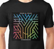 Years and Years - Communion Unisex T-Shirt