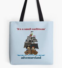 it's a small caribbean Tote Bag