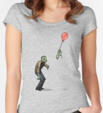 zombie Women's Fitted Scoop T-Shirt