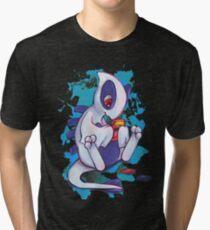 Gamer Lugia Tri-blend T-Shirt