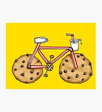 Cookie Cruiser Photographic Print