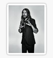 Jared Leto Sticker