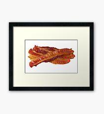 Bacon! Framed Print