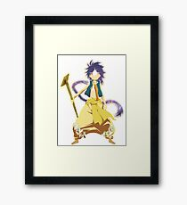 Aladdin from Magi Framed Print