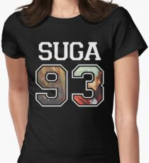 BTS - Suga 93 Women's Fitted T-Shirt