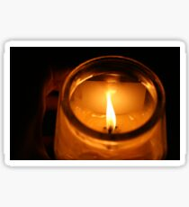 Candle  Sticker