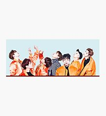 Got7 Photographic Print
