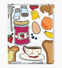 Breakfast Package iPad Case/Skin